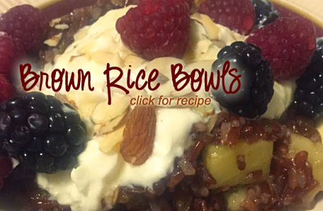 Brown Rice Bowl recipes