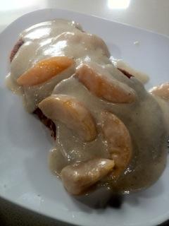 Freekah Apple Blender Pancakes
