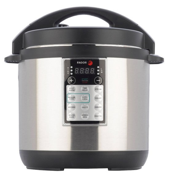 8Fagor LUX 8 quart Electric Pressure cooker