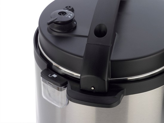 Fagor LUX 8 quart Electric Pressure cooker top