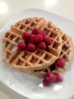 Kaniwah Coconut Wonder Flour Waffles