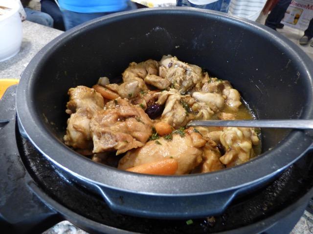 Chicken Thigh Stew