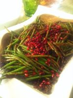 Sorghum Green Bean Salad