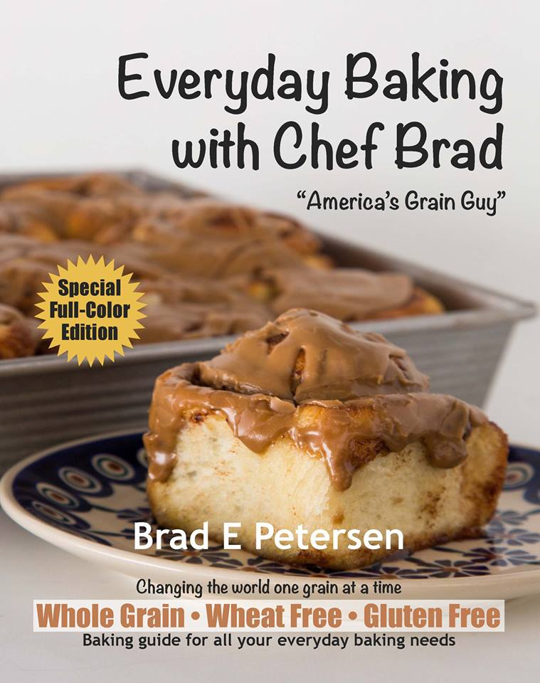 Cookbook: Everyday Baking With Chef Brad
