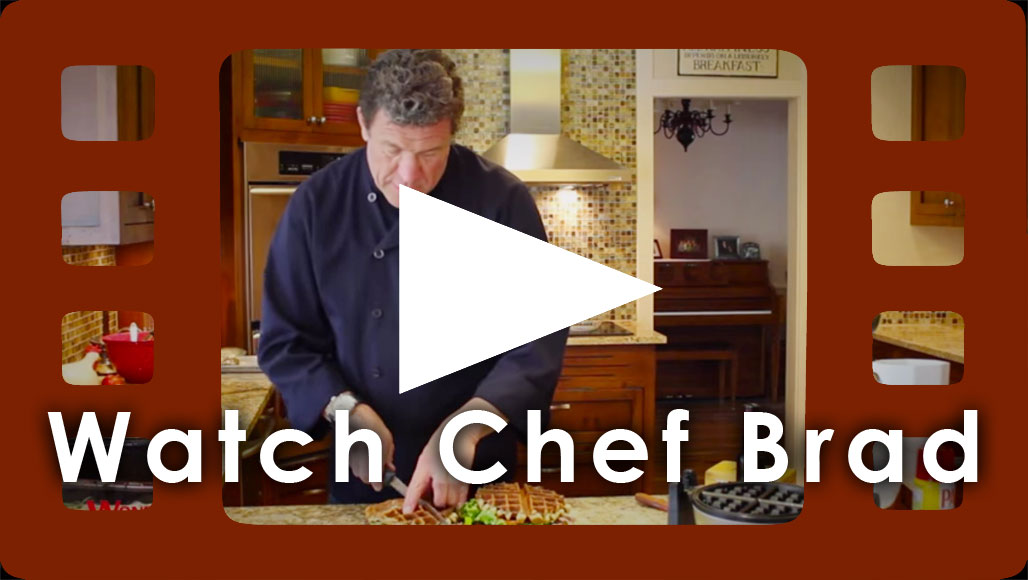 Watch Chef Brad Videos