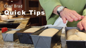 Quick Tips with Chef Brad