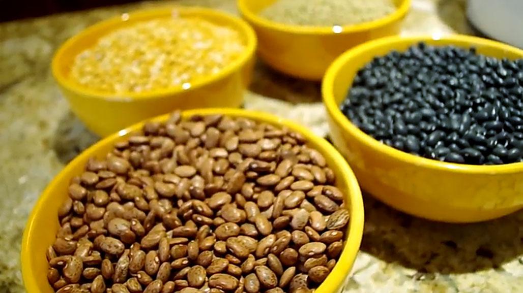 The Amazing Power of Bean Flour (Pantry Members)