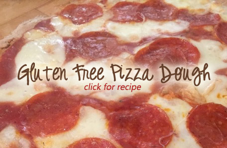 Gluten-Free Pizza Dough recipe