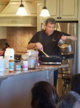 Classes In Chef Brad's House (North Orem Utah)