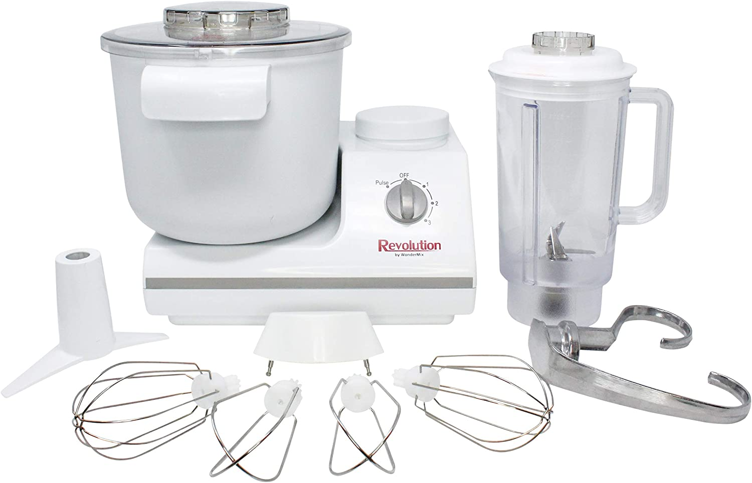 WonderMix Revolution Kitchen Mixer