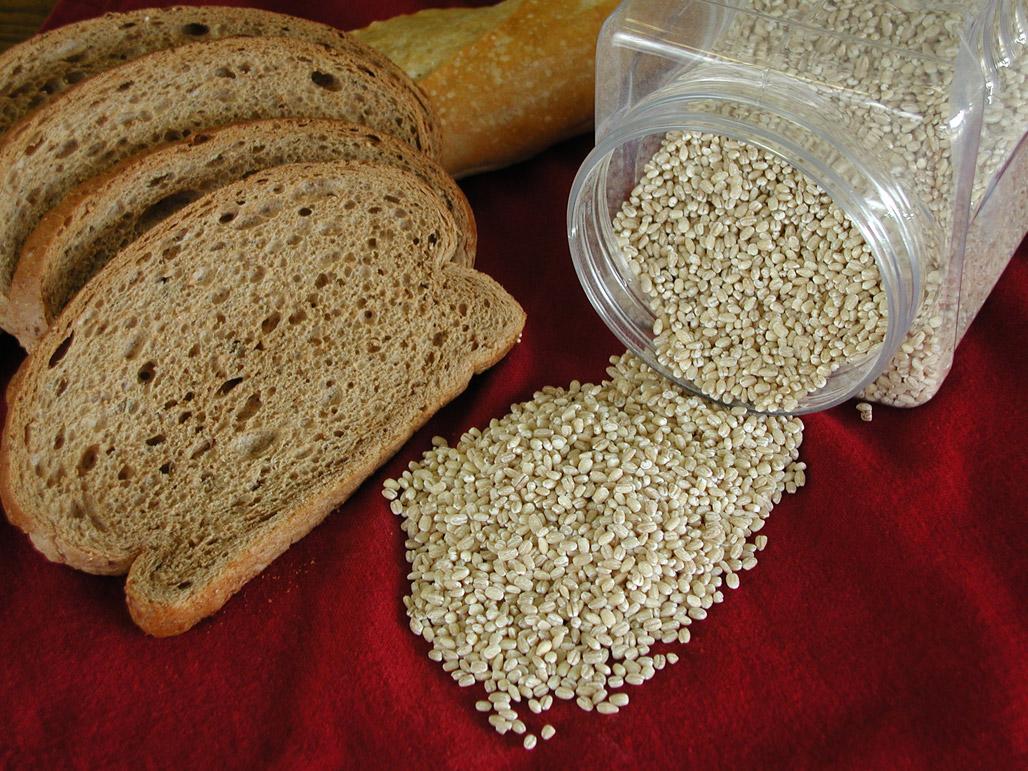 10 Grain Whole Wheat Bread