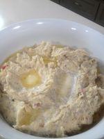 Chia Garlic Roasted Mashed Potatoes