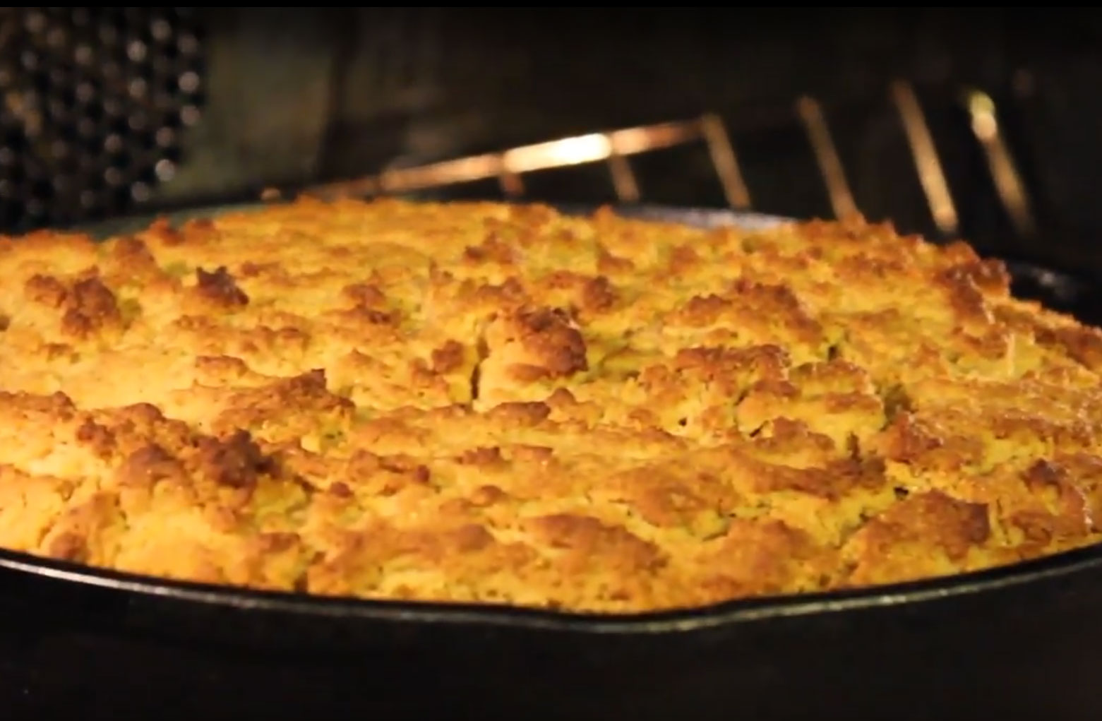 Corn: Old Fashioned Corn Bread