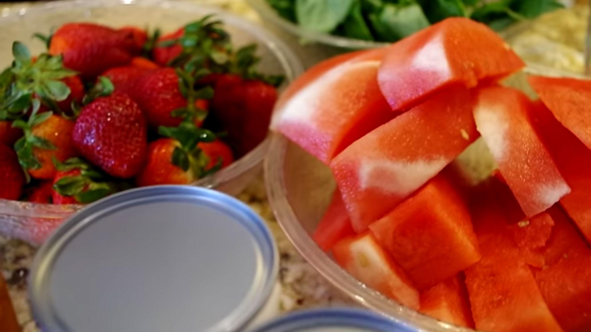 Watermelon Basil (Pantry Members)